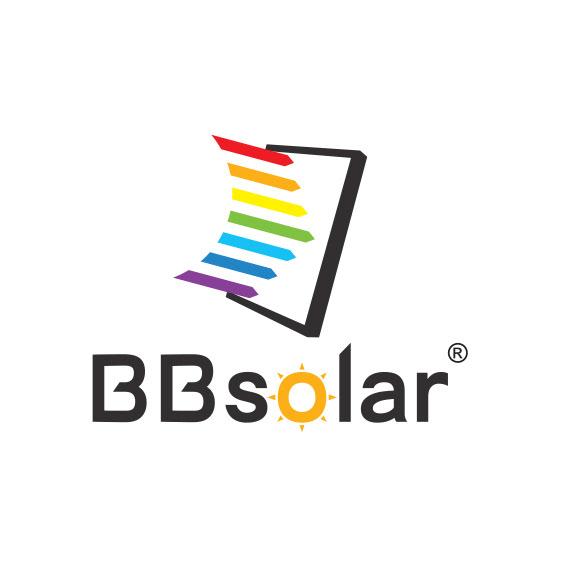 Projekt logo firmy BBSolar