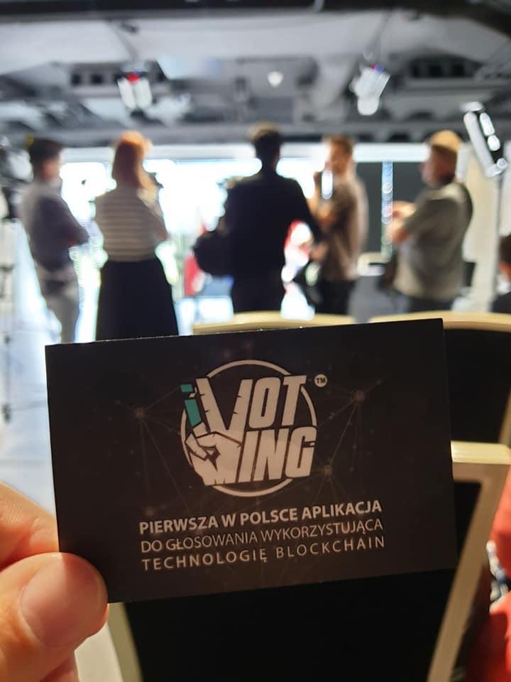 iVoting_konferencja Ministerstwa Cyfryzacji Warszawa